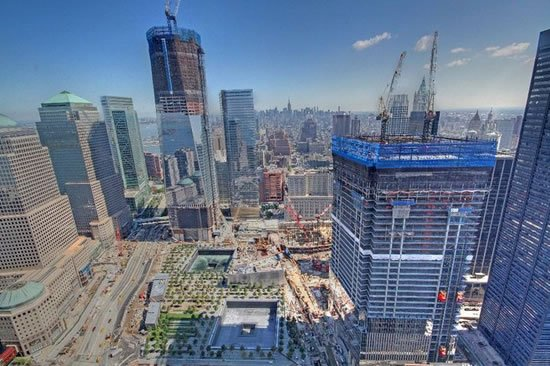 World Trade Center Construction : The world s most expensive new office tower is