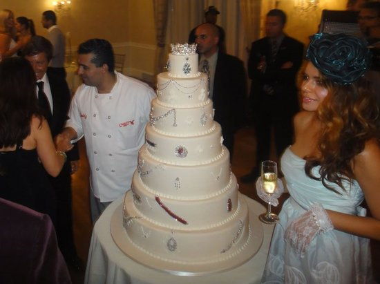 World S Most Expensive Cake Is Decked With 30 Million