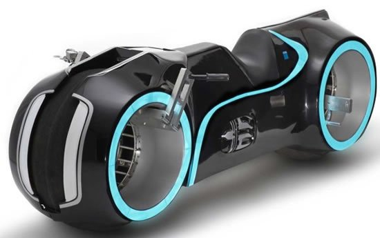 All Electric Xenon Light Bike Rolls Out For 50 000