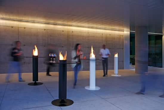 Bio Ethanol Fireplaces And Indoor Waterfalls From