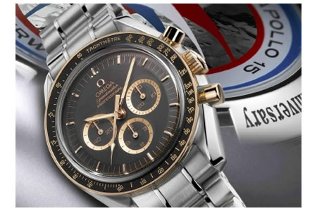 Omega Apollo 15 Speedmaster in limited edition