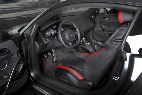 Audi 2012 Exclusive Selection Edition R8 Models Unveiled For The Us