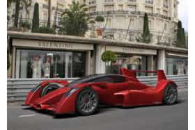 The Team Had Planned To Build Just 25 Cars Per Year But 20 Of It Have Already Been Pre Sold Priced At Around 250 000 Rumor Has That Stefan Eriksson Is