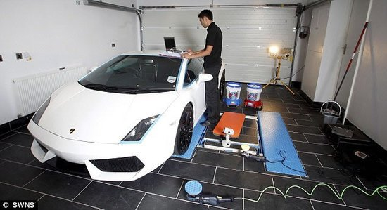 Elite Detailing Is Britain S Most Expensive Car Wash