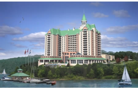 The Unexplored Lake Of Ozarks Region Is Por In Missouri But Not Yet Much Known To Outside World John Q Hammons Hotels Resorts