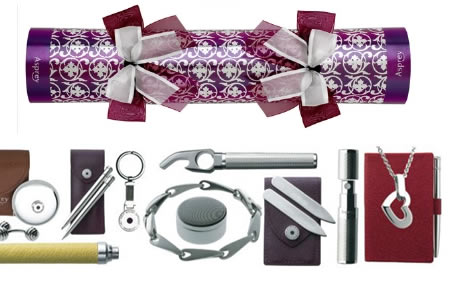 asprey christmas crackers pops up surprises