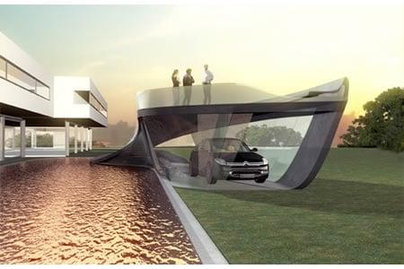Citroen Unveils The Most Avant Garde Garage