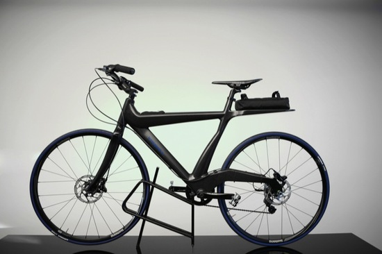 Le Coq Sportif Gets A Carbon Fiber City Bike Inspired By
