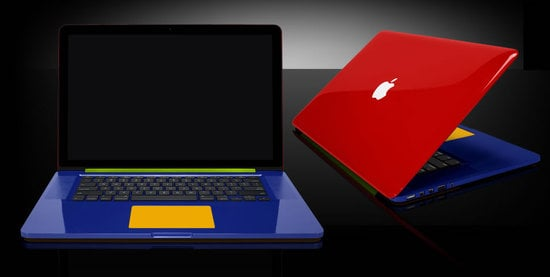 Colorware Optimizes The New Macbook Pro With Brilliant