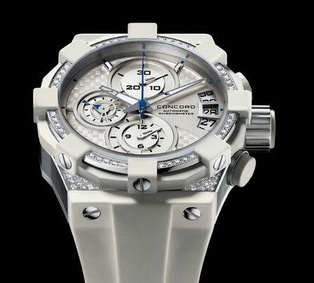 Best Automatic Watches >> Concord C1 Watch with Diamonds