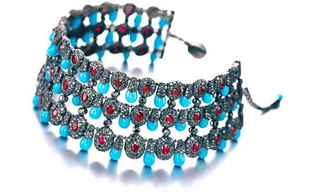 de_Grisogono_Turquoise_Bracelet