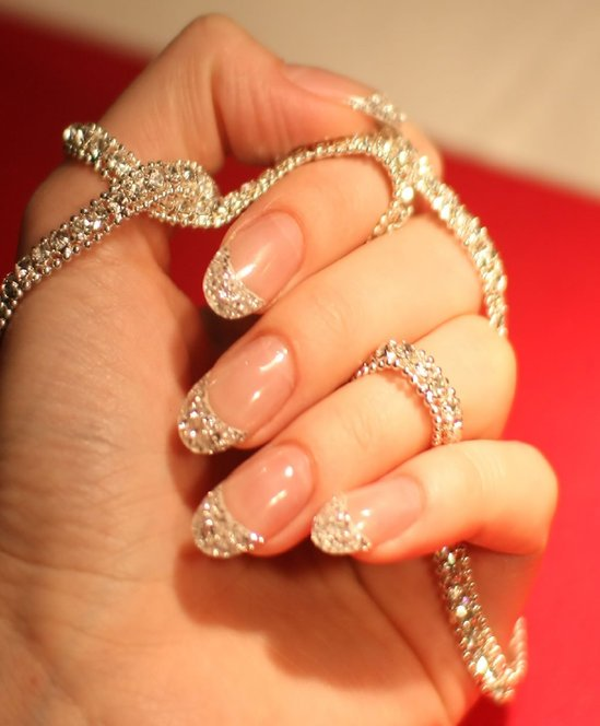 Worlds Most Expensive Manicure Costs 51000