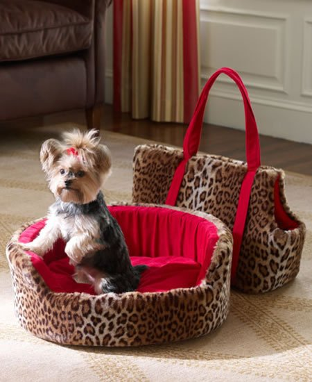 Pamper Your Pets With A Betel Dog Carrier And Bed