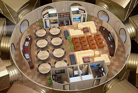Luxury Doomsday Safety Bunker Sales Soar Up By 1 000 Luxurylaunches