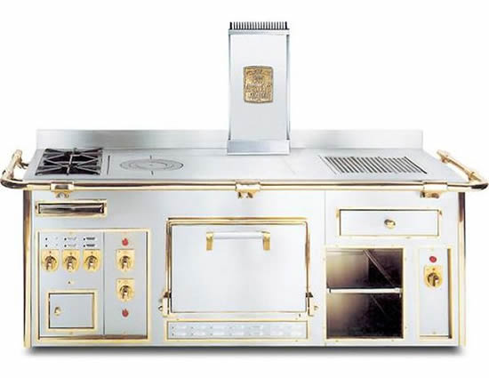 Etonnant Kitchen Ranges As We Know Them Best Arenu0027t The Best Examples Of Luxury, Or  So We Thought. Swedish Appliance Maker Electrolux Recently Unveiled This  Swanky ...