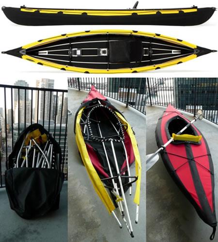 Folbot Edisto Folding kayak kit -