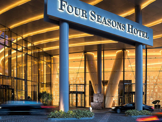 The 88th Four Seasons Hotel Opens Up In Guangzhou China