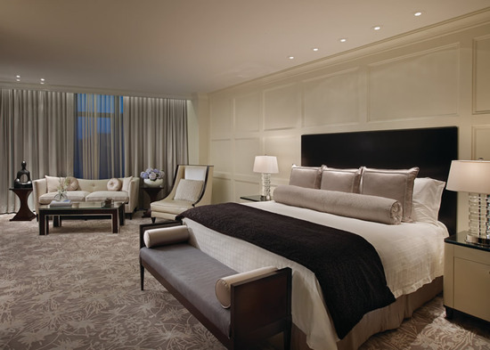 Look inside the best presidential suites of washington d c