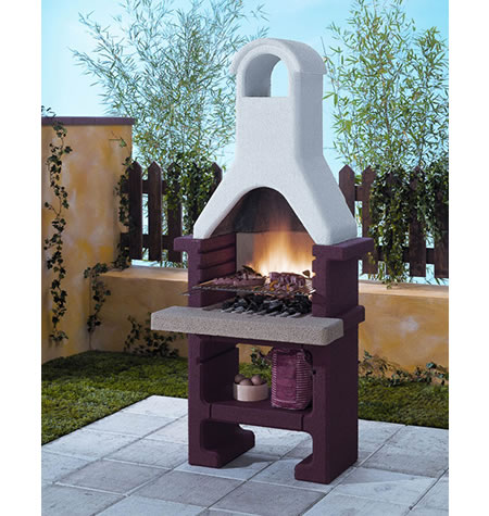Palazzetti range of garden fireplaces promise a stylish barbecue -