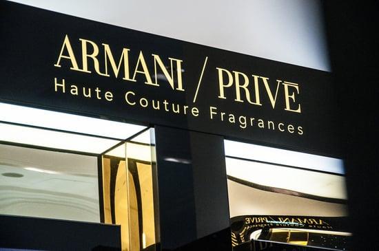 Giorgio Armani Privé Boutique opens at Selfridges - f2aeff63a55