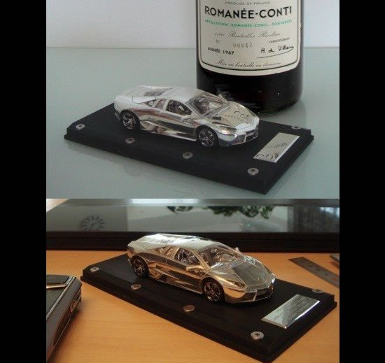 gold-toy-car