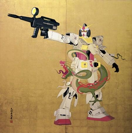 gundam_painting_1
