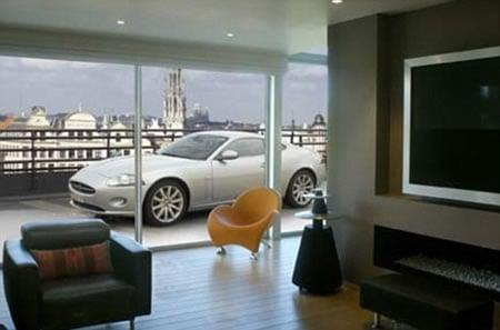 High Tech Garage Best Of Luxury Car Elevators Pictures