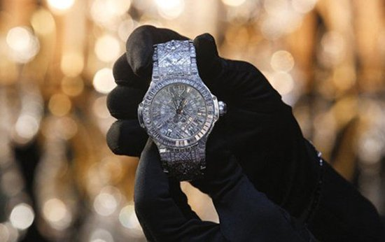 Hublot Unveils World S Most Expensive Watch Worth 5 Million