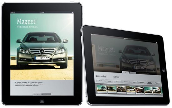 Make room on your iPhone / iPad for the Mercedes-Benz Super