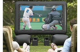 Inflatable Outdoor Home Theater Screen