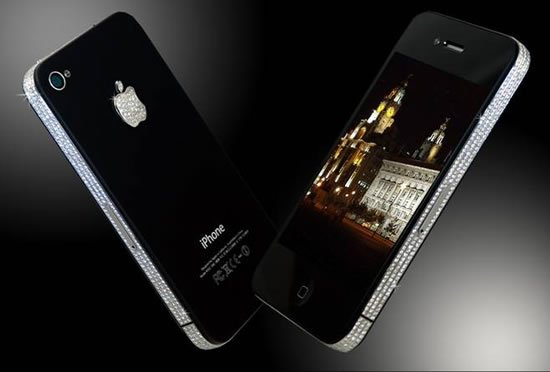 iphone limited edition the limited edition iphone 4 in titanium is 5284
