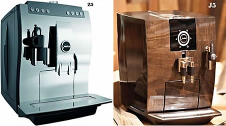 Luxury Home Coffee Maker : JURA to release exquisite ?Signature? range of coffee machines - Luxurylaunches