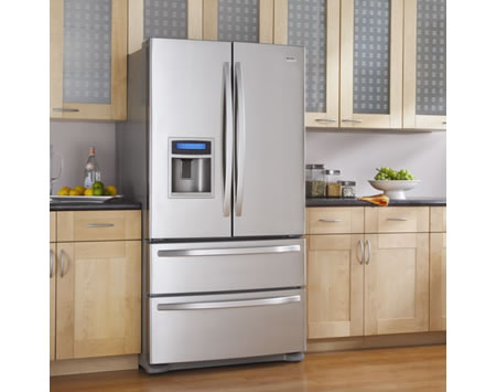 The Miele Grand Froid 4 Door Refrigerator Will Delight Foodies - Miele-grand-froid-4-door-refrigerator