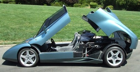 The Zagato Raptor A Lamborghini Surprise