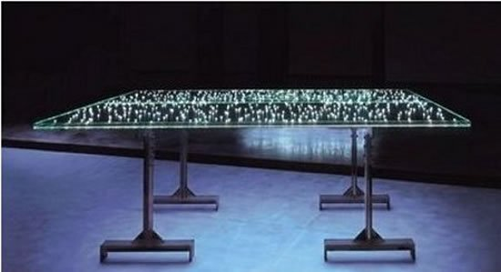 led-table