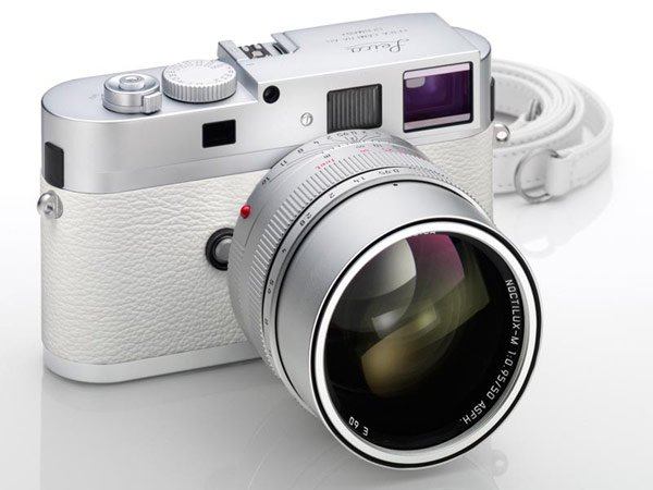 Limited edition Leica M9-P white camera will sell in Japan only ...