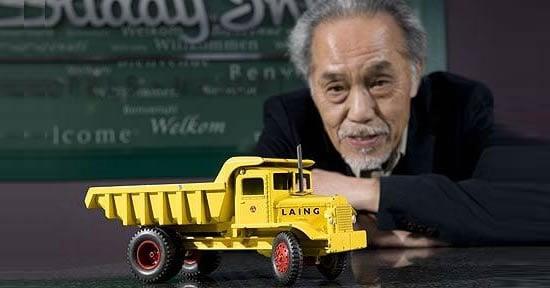 lesney-dumper-truck