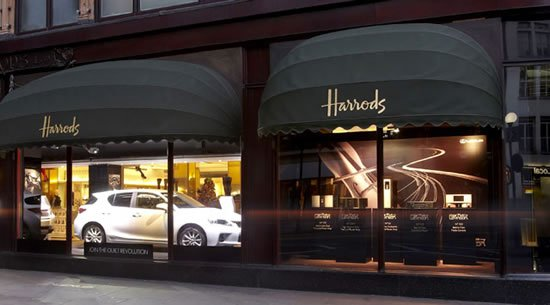 lexus-ct-200h-harrods-london