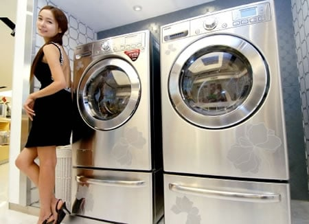 Lg Trom Bruno A Premium Washing Machine