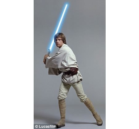 Luke Skywalker's Lightsaber fetches $208,000, the force ...