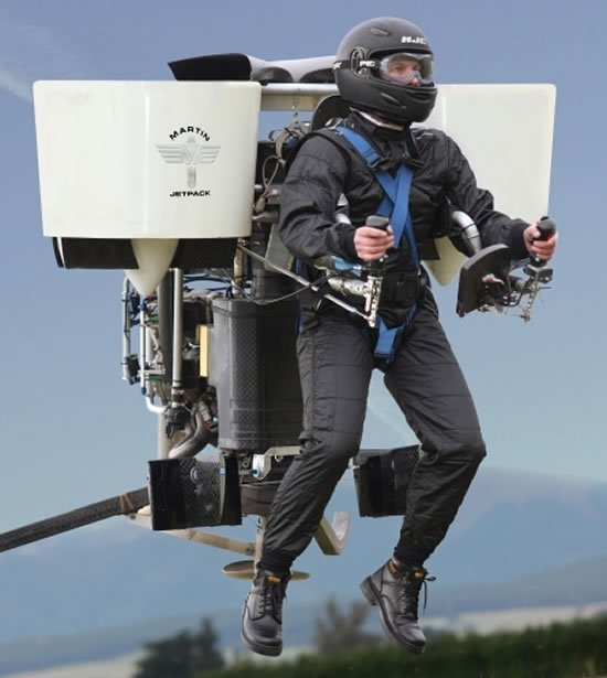 Re-engineered Martin personal jetpack is set to go on sale by mid 2014 -