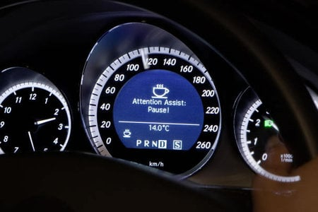 Mercedes Benz E Class Ensures Safety With Its Attention