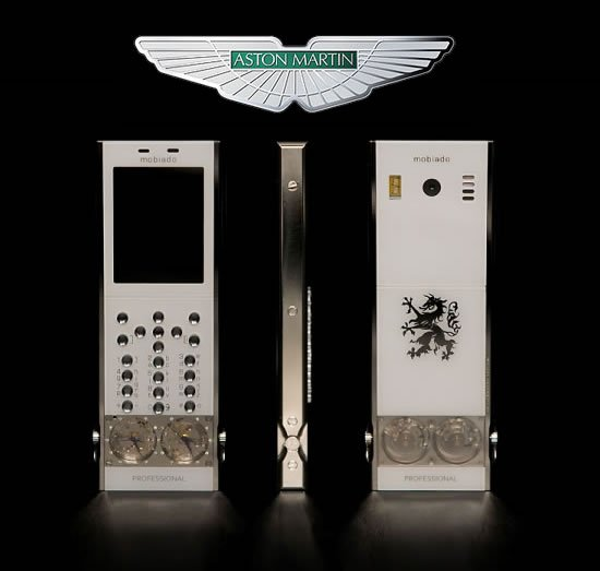 Aston Martin Collaborates With Mobiado For An Exclusive Range Of Luxury Mobile Phones Luxurylaunches