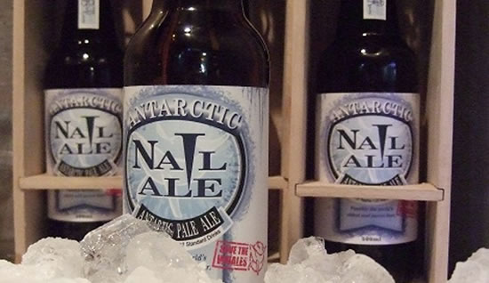 Most Expensive Beer In The World >> Most Expensive Beer Brewed From Melted Antarctic Ice