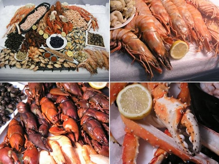 Bored With Turkey Then Savor The Costliest Seafood Hamper