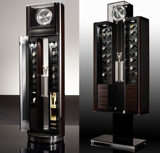 buben zorweg to debut objet de temps i ii orbit tourbillon. Black Bedroom Furniture Sets. Home Design Ideas