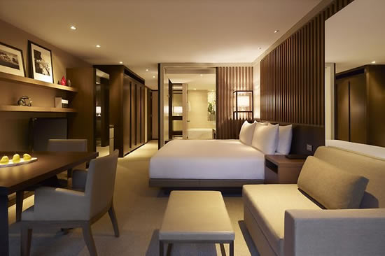 A peek inside sydney s most expensive hotel room at park for Most luxurious hotels