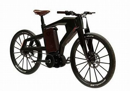 Fastest Electric Bike >> Limited Edition Electric Bike Blacktrail By Pg Bikes Is The Fastest