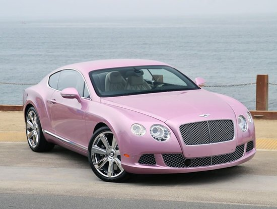 Bentley Flying Spur For Sale >> 2012 Passion Pink Bentley Continental GT Coupe supports ...