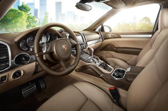 2013 Porsche Cayenne S Diesel Unveiled